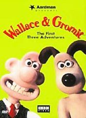 Wallace Gromit Gift Set DVD, 1999