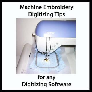 machine embroidery software in Needlecrafts & Yarn
