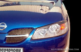 NISSAN ALMERA 3&5 Door N16 2000 HEAD LIGHT BROWS/LIGHT BROWS
