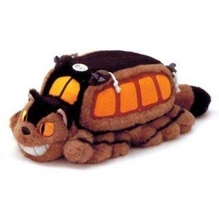 New Tonari no Totoro NEKOBASU NEKO BUS 53 cm Large Stuffed Plush Toy F