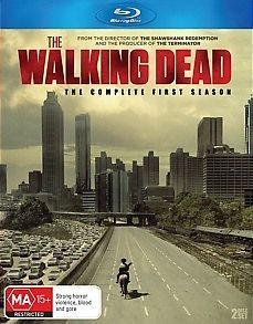 walking dead season 1 blu ray in DVDs & Blu ray Discs
