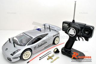 10 RC R/c Nitro Power GP 4WD .15 Engine RTR Lamborghini On Road