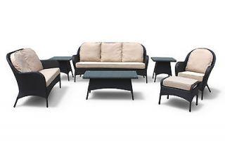patio furniture wicker in Patio & Garden Furniture Sets