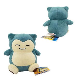 pokemon snorlax 14cm soft plush stuffed doll toy 143  9 60
