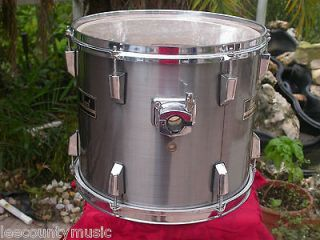 PEARL EXPORT SERIES 13 SMOKEY CHROME RACK TOM for DRUM SET LOT# K37