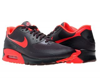 nike air max 90 hyperfuse premium port wine mens running shoes 454446