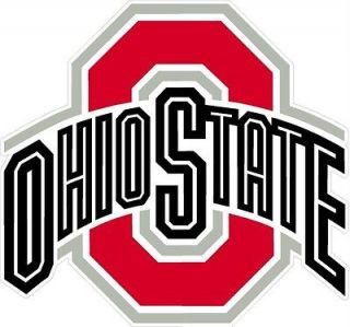 Ohio State Buckeyes Logo Digital Printed Graphic Vinyl Decal