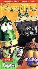 Josh and the Big Wall [VHS] Mike Nawrocki, Jim Poole, Lisa V Phil