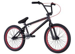 2013 EASTERN BIKES NIGHTWASP   Complete BMX Bike   MATTE BLACK/RED