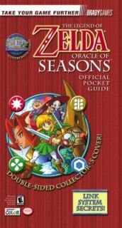 The Legend of Zelda Oracle of Seasons and Oracle of Ages Official