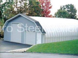 Duro SPAN Steel S30x50x15 Metal Building Factory DiRECT Residential