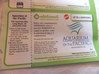Coupons aquarium baltimore