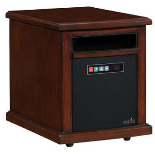 Duraflame Infared Quartz Electric Portable Heater Air Purifier Colby