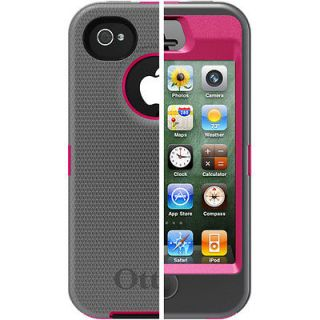 iphone 4 otterbox defender pink in Cases, Covers & Skins