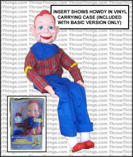 HOWDY DOODY VENTRILOQUIST DUMMY DOLL PUPPET NEW