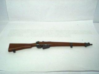 rifle WWII / Korea 1/6 12 Soldiers of the World Peacekeepers GI Joe