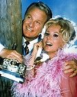 green acres eddie albert eva gabor smiling pose 24x30 p