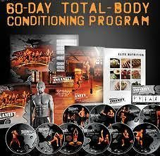 Newly listed INSANITY SHAUN T WORKOUT 13 DVD SET NEW & SEALED