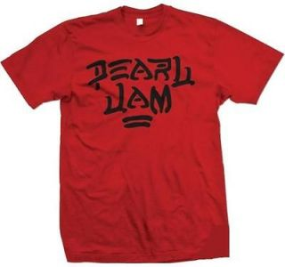 new licensed pearl jam destroy adult tee t shirt s 2xl