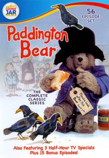 Paddington Bear The Complete Classic Series DVD, 2011, 3 Disc Set