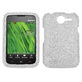 For AT&T PANTECH P6030(Renue) Phone Case Cover Bling Rhinestones