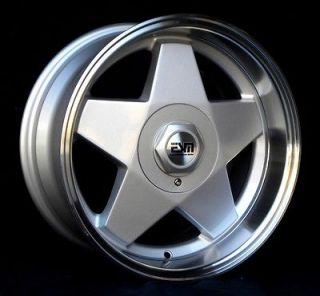 16 Wheels 5x100 ESM 009 VW SUBARU SCION TOYOTA EAGLE GEO BUICK OLDS