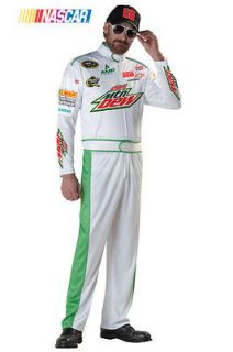 Brand New Nascar Racer Dale Earnhardt Jr. Adult Halloween Costume