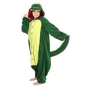 Sazac 2635 Original Kigurumi Pajamas Christmas Costumes Godzilla