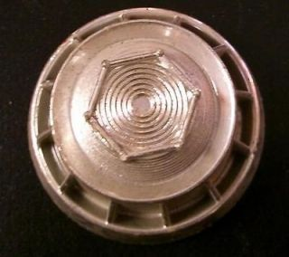 nos murray pedal car tricycle plastic chrome hub cap time left $ 4 99