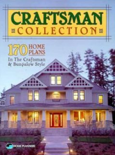 Craftsman and Bungalow Style by Home Planners 1999, Paperback