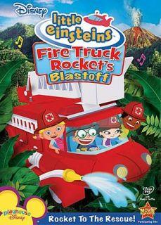 Little Einsteins Fire Truck Rockets Blastoff DVD, 2009