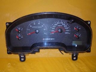 07 08 FORD F150 PICKUP 2007 2008 SPEEDOMETER INSTRUMENT CLUSTER DASH