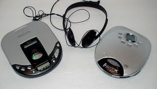 EMERSON RESEARCH CD Player & DURABRAND AM/F/M Radio CD Player