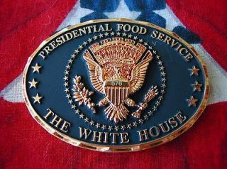 PRESIDENTIAL FOOD SERVICE CHALLENGE COIN~US NAVY~NUMBERED EDITION