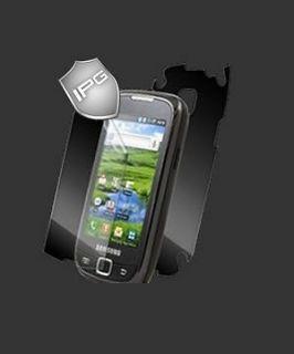 Galaxy 551 Invisible Guard Shield FULL BODY Skin Case Prortector