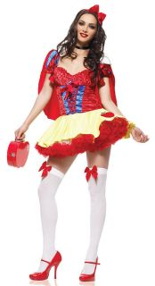 Sexy Snow White Costume Sexy Princess Costume Sexy Lag Avenue Costume