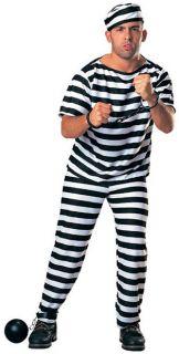 mens prisoner halloween costume in Costumes, Reenactment, Theater