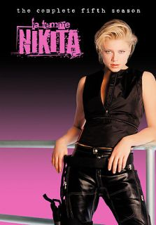 La Femme Nikita   The Complete Fifth Season DVD, 2006, 3 Disc Set