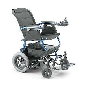 InvaCare Electric Wheelchair. Slightly used, excellent condition.
