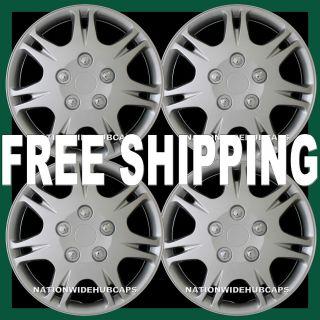 Full Wheel Covers Rim Cap Trim Cover for Steel Wheels (Fits Peugeot