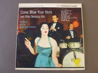 BILL MARTIN AND THE VIKING POPS ORCHESTRA COME BLOW YOUR HORN LP VKS