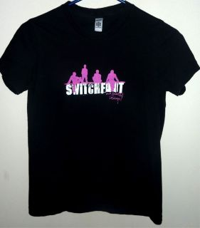 04 Switchfoot The Beautiful Letdown concert tour shirt women girls