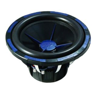 Power Acoustik MOFO 122X 1 Way 12 Car Subwoofer