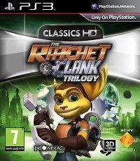 Ratchet and Clank Trilogy: HD Collection PS3 Video Game Brand New