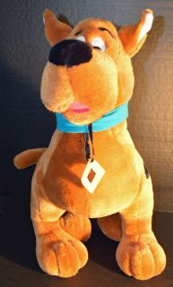 SCOOBY   DOO Plush 20 Stuffed Animal Toy 1997 Warner Bros Studio