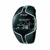 polar ft80 heart rate monitor watch black one day shipping