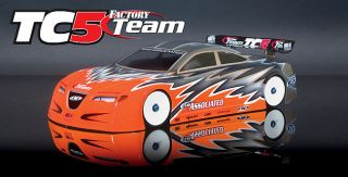 Team Associated TC5 Factory Team Radio Controlled Car