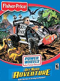Fisher Price Power Wheels Off Road Adventure PC