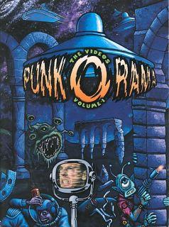 Punk O Rama The Videos   Volume 1 (DVD,
