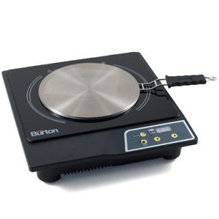 Newly listed Max Burton   Portable Induction Cooktop Stove & Interface